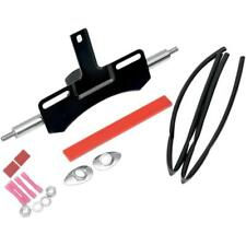 Harley Davidson 2020-0414 (Chrome) Rear Turn Signal License Plate Relocation Kit