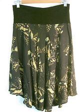 Great Sz 10 Cybele Silk Skirt NZ Designer