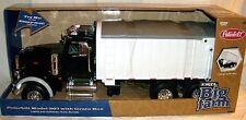 ertl 1/16 Big Farm PETERBILT 367 GRAIN BOX TRUCK-black