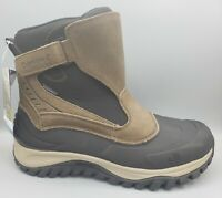 Bearpaw Men's Overland Winter Brown wp Boots Size 8