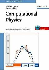Computational Physics: Problem Solving with Computers-ExLibrary