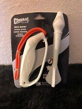 Chuckit! Max Glow Ultra Sling Pets, White/Orange