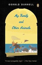 My Family and Other Animals 9780142004418 by Gerald Durrell Paperback