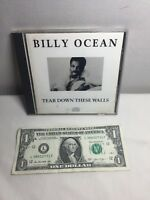 Billy Ocean - Tear Down These Walls  -  Music CD