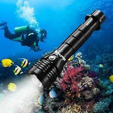 New listing BlueFire Professional 2000LM CREE XHP-50 Scuba Diving Flashlight
