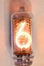 IN-8 lot of 1PCS NEW Nixie Tubes SUPERB condition NOS NIB IN8 IN-8 IN8-2