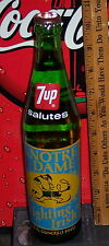 1974 7 - UP NOTRE DAME FIGHTING IRISH 73 NATIONAL football CHAMPIONS 16OZ BOTTLE