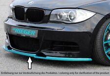 Rieger Frontspoilerschwert für BMW 1er E82/ E88 mit M-Technik