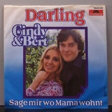"(o) Cindy & Bert - Darling (7"" Single)"