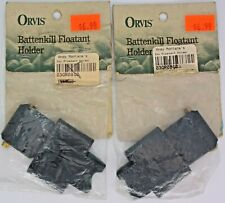 New listing Two (2) Orvis 03Qr0810 Battenkill Floatant Holder with Pin