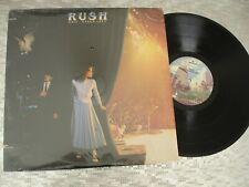"Rush – ""Exit...Stage Left""    Vintage Shrinkwrapped LP   Mercury – SRM-2-7001"