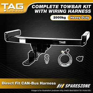TAG HD Towbar Kit for Mitsubishi Outlander 11/2012-on CAN-Bus Harness 2000kg