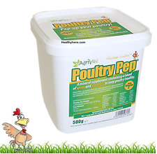 Poultry Pep 1.5kg Chickens Poultry Duck Spice Vitamin powder Tonic vit boost