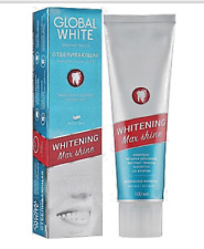 WHITENING MAX SHINE TOOTHP 4 ABRASIVES COMPLEX New Age Oral Care by GLOBAL WHITE