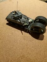 1:72 Scale Sherman Tank with Mine Roller