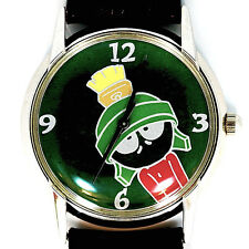Marvin The Martian, Warner Bros Fossil Mood Changing Color Watch Dial Unworn $99