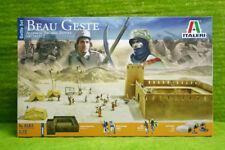 ITALERI 1/72 FIGURES BEAU GESTE ALGERIAN TUAREG REVOLT