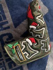 Scotty Cameron Headcover Christmas Dog