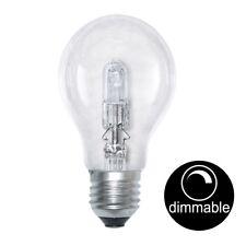 Sylvania GLS Halogen Light Bulb E27 240V 70W(100W) Clear Dimmable 603305ER