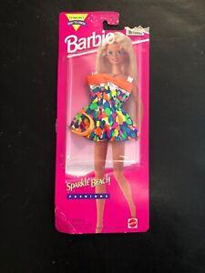 Barbie Sparkle Beach Fashion 1995 Dress Set
