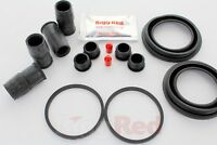 FRONT LH & RH Brake Caliper Seal Repair Kit for FORD FIESTA 1989-2000 (5414)