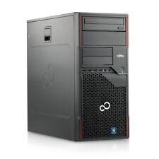 Fujitsu Esprimo P710 i5 3570S 3,1GHz 8GB 128GB SSD DVD Win 10 Pro Mini-Tower