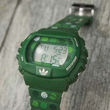 Adidas Digital Green Sport Men's Watch Model ADH 6132