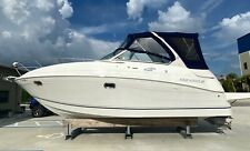Four Winns 288 VISTA sea RAY chaparral CRUISER yacht REGAL cobalt NO RESERVE