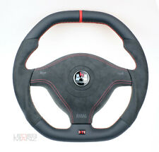 VW custom steering wheel Flat bottm thick Golf 4 MK4 3BG Passat B5 Bora R32 GTI
