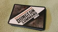 Order Card deck from Sting of Lolth Dungeon Command Dungeons and Dragons D&D