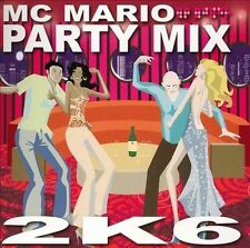 FREE US SHIP. on ANY 2 CDs! NEW CD Mc Mario: Mc Mario Party Mix 2k6 Import