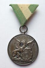 Schützenmedaille --Schützengesellschaft Mannheim Einweihung 1928-- 990 Silber