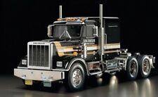 Tamiya King Hauler Black Edition 1:14 Truck #300056336