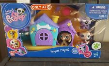 Puppies Playset Dachshund 1753 1752 1751 NEW in Box 2010 Littlest Pet Shop LPS