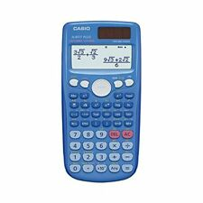 Casio Scientific Calculator FX-85GT Plus BLUE Colour Free Delivery