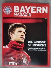 Bayern Magazin / FC Bayern München - Hamburger SV. Saison 2017/2018