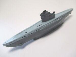 Navy U Boat Ship 5 1/8in Polyresin Ship Collector Model