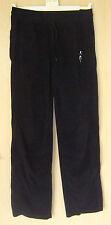 NEBULUS Jogginghose Freizeithose Fleece, schwarz, Gr. M, L ca. 104 cm