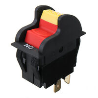 KEDU HY7 Key Switch For Electrical Appliances Equipment With Locking Disc Screw