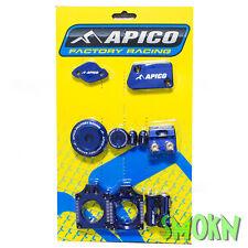 Apico Factory Bling Pack Yamaha YZF YZ 250 F 09-13 Blue