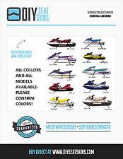 Jet Ski GTS-GTI-GTX SEA DOO Seat Cover 2002, 03, 04, 05, 06, 07 ALL COLORS