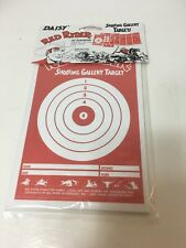 Daisy Red Ryder Shooting Gallery Paper Targets 25 ct Assorted Target Sheets