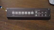 Oki Control Panel Microline 520 Parts