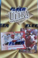 1994 Fleer Ultra Series 1 Baseball Box Brand New