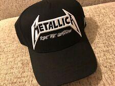 I Metallica GIUSTIZIA Bright Starter Cappellino-Nero