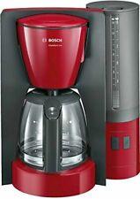 Bosch ComfortLine TKA6A044 1200W Kunststoff-Filterkaffeemaschine - Rot/Anthrazit