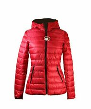 HFX Halifax Women's Red Packable Hooded Coat (S)