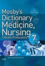 Mosby's Dictionary of Medicine, Nursing & Health Professions (Medical Dictionary