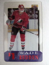 1$ Telefonkarte Phonecard USA Icehockey Eishockey Spieler Player WADE REDDEN
