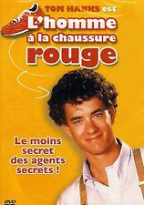 L'HOMME A LA CHAUSSURE ROUGE / TOM HANKS /*/ DVD NEUF/CELLO